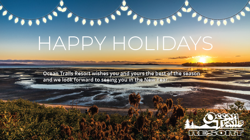 Happy Holidays from Ocean Trails
